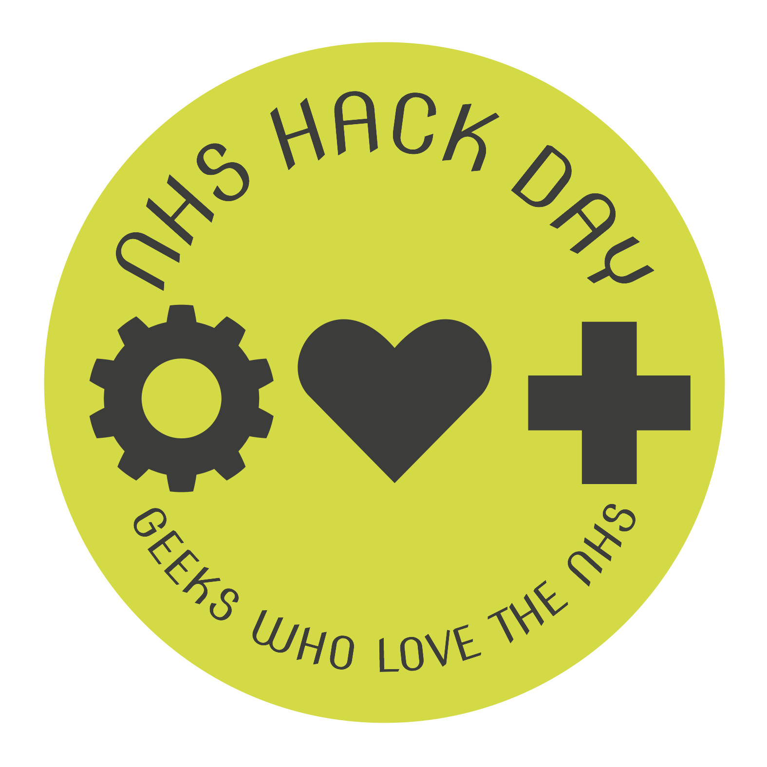 NHS Hack Day | Geeks who love the NHS - NHS Hack Day graphics
